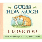Guess How Much I Love You - A book selected by Little Harvard Nook